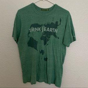 Alternative Apparel THINK EARTH tee